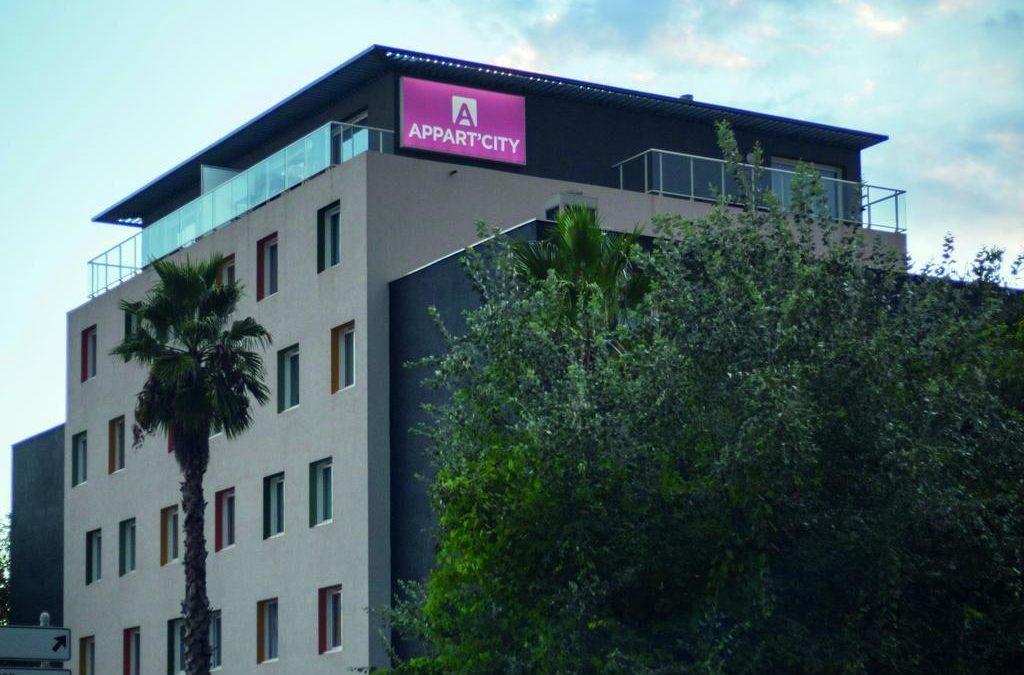 Investissement résidence hôtelière LMNP Montpellier